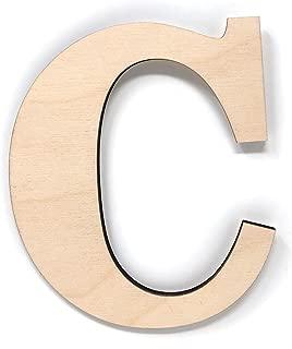 Best large wooden letter c Reviews