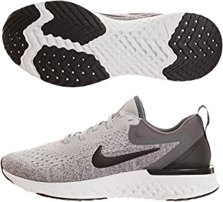 e53c519696b2 Nike Women s WMNS Odyssey React Low-Top Sneakers Black Black-Black