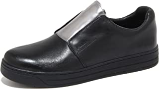 6616N zapatilla de deporte PRADA Sport negro zapatos mujer Slippers mujer