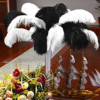 artificial ostrich feathers uk
