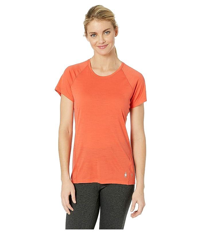 Smartwool Merino 150 Baselayer Short Sleeve (Habanero) Women