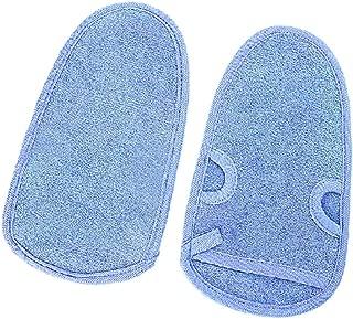 Shimigy Shower Gloves Exfoliating Wash Skin Spa Bath Gloves Foam Bath Resistance