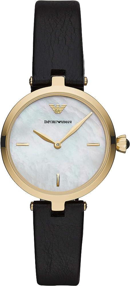 Emporio armani orologio analogico quarzo donna AR11200