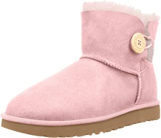 Best pink mini bailey button uggs Reviews