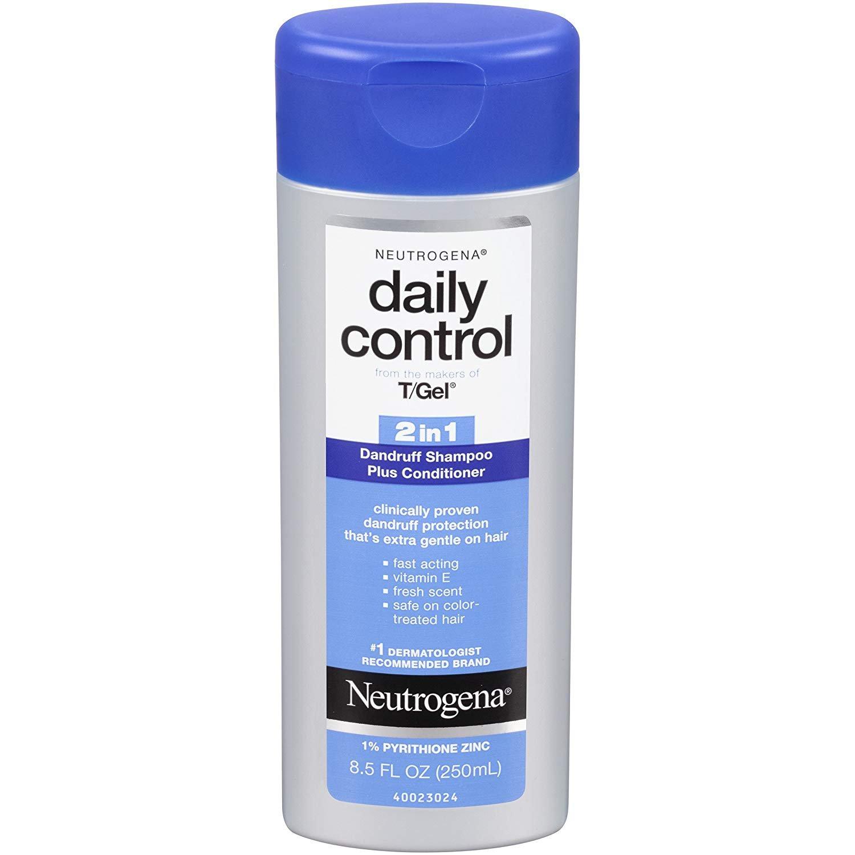 Neutrogena Daily 信憑 Control 2 In Conditione オリジナル Plus 1 Dandruff Shampoo