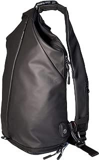 Stoā Agathos One Shoulder Backpack - Sling Bags- Shoulder Sling Backpack - EDC Bag- Gym Bag With Shoe Compartment - Waterproof - 17L Capacity