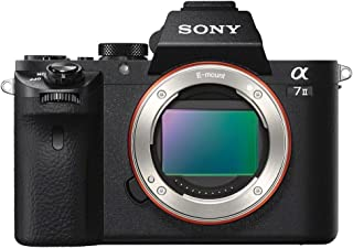 Sony Cámara Alpha α7M2 Full-Frame 35mm y 24 MP con enfoque automático y sensor CMOS Exmor R™