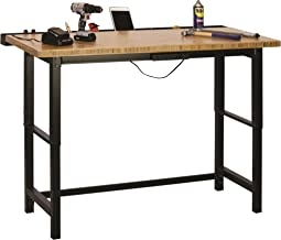Muscle Rack WB362472 6'. Bamboo Top Workbench, 36