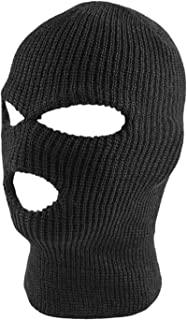 Super Z Outlet Knit Sew Outdoor Full Face Cover Thermal Ski Mask
