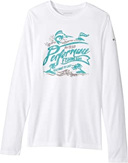 Columbia Kids - Reel Adventure Long Sleeve Tee (Little Kids/Big Kids)
