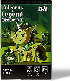 Unstable Unicorns Unicorns of Legends Expansion Pack