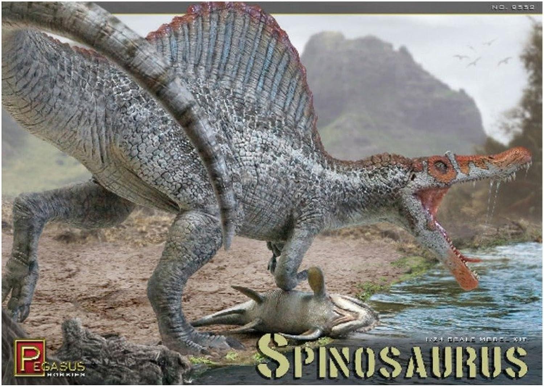 Pegasus Hobbies - Spinosaurus 1 24 Kunststoff Set