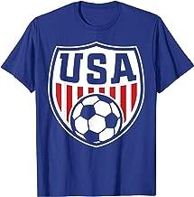 USA T-shirt | Cool USA Soccer Womens Mens Kids T-shirt
