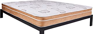 Wolf IDREAM Moondance Eurotop 288 Innerspring Mattress, Twin, Bed in a Box, Made in USA