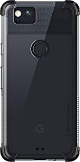 Google Pixel 2 Ghostek Covert 2 Series Clear Protective Case Cover - Black