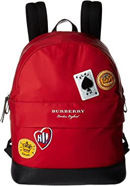 Burberry Kids - Nico Cards Slim Backpack