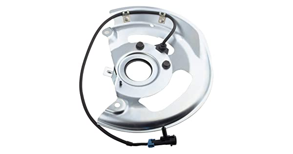 BOXI Front Left ABS Wheel Speed Sensor /& Dust Shield for 95-98 Chevrolet Blazer //95-03 Chevy S10 GMC Sonoma //91-94 Chevy S10 Blazer //92-97 GMC Jimmy //1991 GMC S15 Jimmy ONLY for RWD SU12039 970-097