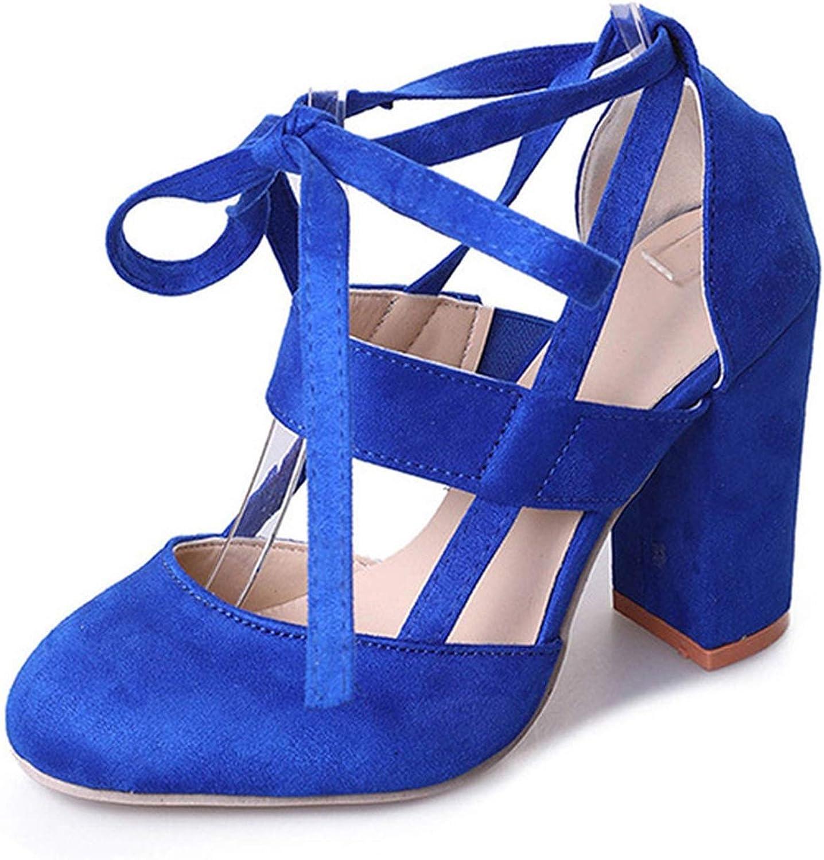 Women Sandals High Heels Summer Women shoes Block Heels Square Heel Sandals Ladies shoes