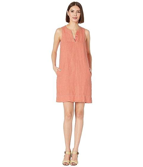 a9e27a4265 Tommy Bahama Seaglass Linen Shift Dress at Zappos.com