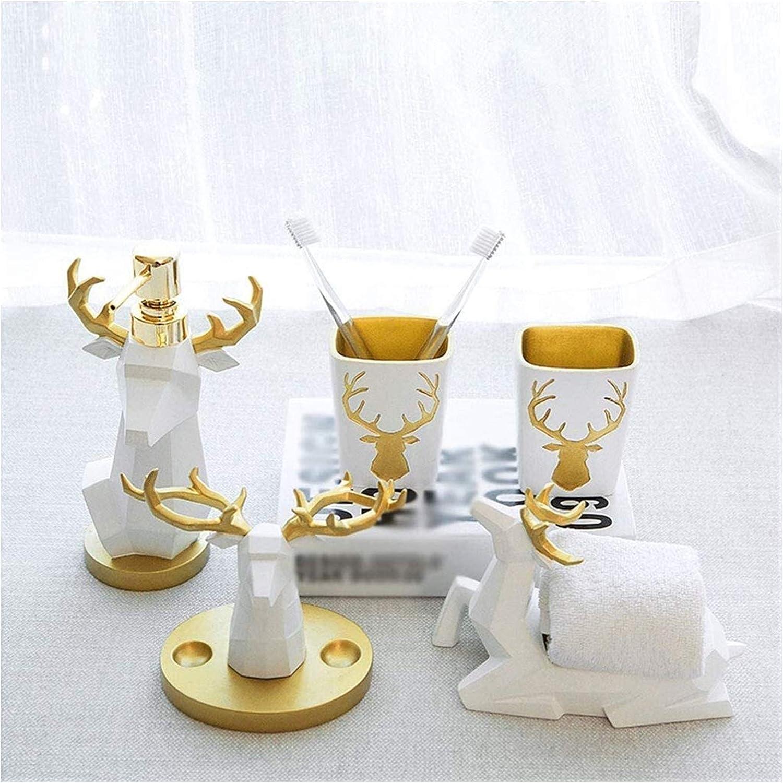 Refillable pump Ranking TOP2 bottle European Creative Acrylic Bathroom Set Ba service