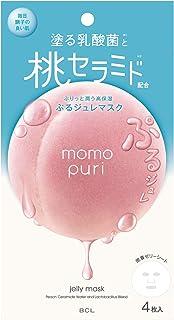 BCL Momo Puri Jelly Mask (4 pcs)
