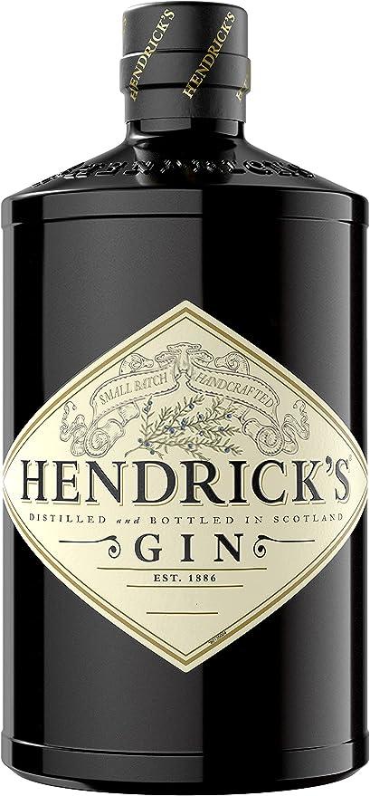 5468 opinioni per Hendrick'S Gin 44% Vol.- 700 ml
