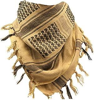 Tactical Desert Shemagh Arab Keffiyeh Neck Scarf