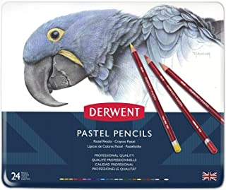 Best derwent pastel pencil set of 24 Reviews