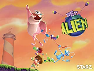 Pet Alien Season 2 (Individual Episodes)