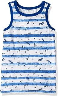 The Children's Place Boys Sleeveless Graphic Tank Top Sleeveless Shirt