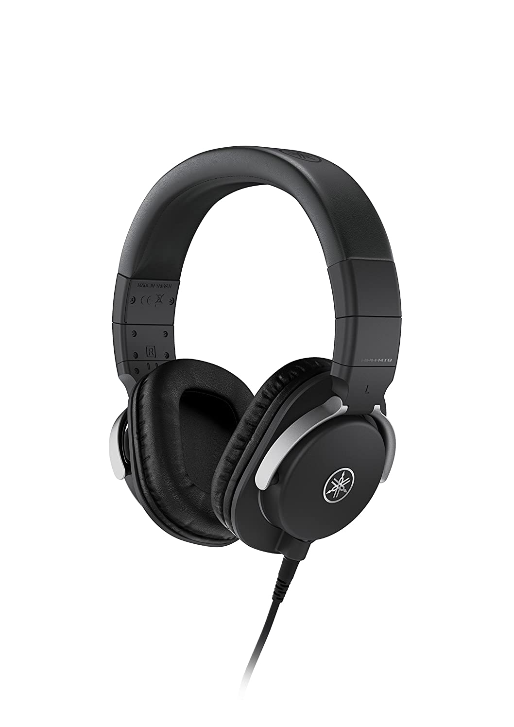 Yamaha HPH-MT8 Monitor Headphones, Black