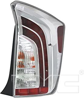 TYC 11-6465-00-1 Toyota Prius Right Replacement Tail Lamp