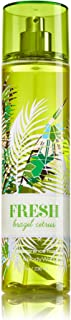 Bath and Body Works Fresh Brazil Citrus Fine Fragrance Mist 8 Ounce 2017 Collection Newer Version