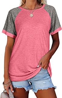 Best Womens Casual Tunic Tops Twist Knot Pullover Shirts Review