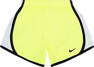 NIKE Children's Apparel Girls' Dri-fit Tempo Shorts