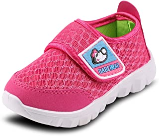 chen sout Baby Boy Girl Shoes Breathable Mesh Lightweight Sneakers Running Toddler Tennis Shoes