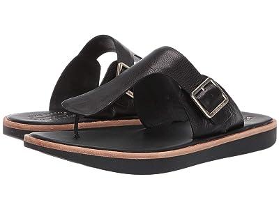 Kork-Ease Belmont (Black Full Grain Leather) Women