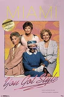 Trends International Golden Girls-Album Wall Poster, 22.375