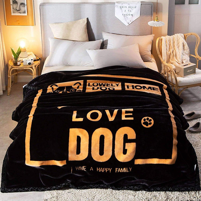 Winter Flannel Blanket Soft Cozy [Alternative dealer] Sofa Shagg Fluffy Purchase Plush