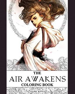 The Air Awakens Coloring Book