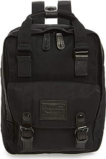 macarrón mini negro serie mochila