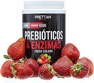 Prebióticos & Enzimas (Fresa Colada)