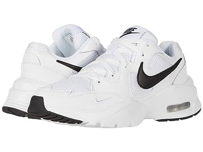 Nike Air Max Fusion (White/Black) Women