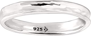 Best hammered stack rings Reviews