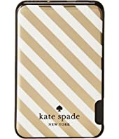 Kate Spade New York - Stripe Slim Battery Bank