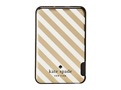 Kate Spade New York Stripe Slim Battery Bank