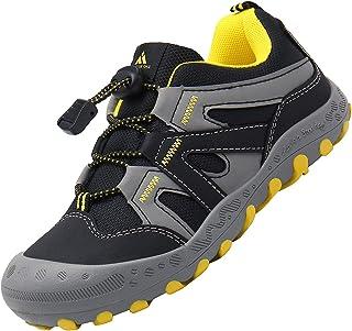 Chaussures Enfant Chaussure Randonnée Garçon Antidérapant Sneakers Fille Léger Respirantes, GR.24-38 EU