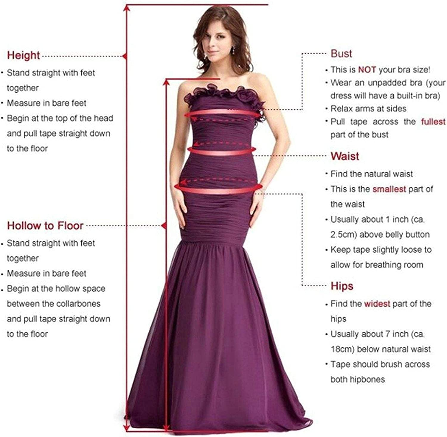 CAYJ Women's V Neck Wrap Long Bridesmaid Dress with Slit Ruched Prom Dresses Evening Formal Gowns
