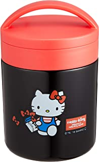 Skater cold thermal Soup Jar 300ml Hello Kitty I'm KT Sanrio LJFC3