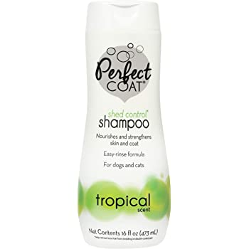 Perfect Coat Shed Control Shampoo for Dogs
